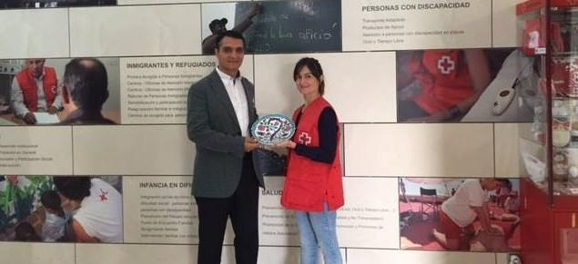 Visita de la sede Cruz Roja Alicante