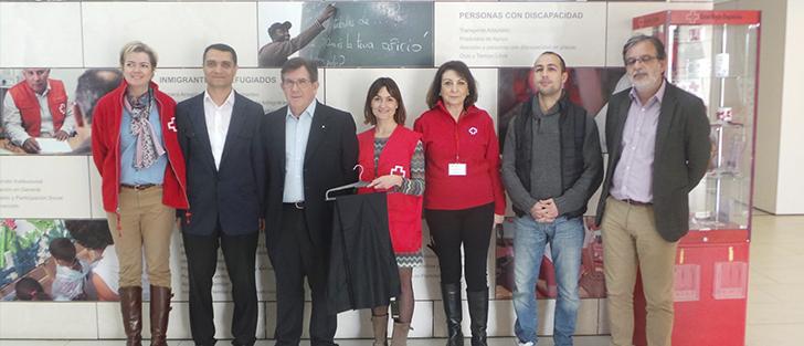 Donación a Cruz Roja